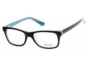 Guess 2518 Eyeglasses in color code 005 in size:50/17/135