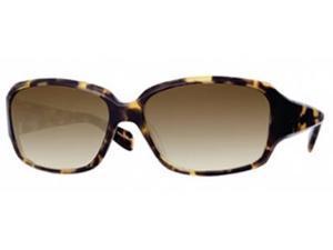 Oliver Peoples HAYWORTH Sunglasses in color code DARKTORTOISE
