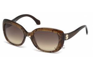 Roberto Cavalli ALULA 828S Sunglasses in color code 50F