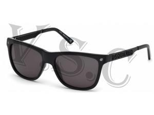 Dsquared DQ0136 Sunglasses in color code 01A