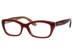 Jimmy Choo 82 Eyeglasses in color code EGL in size:52/17/140