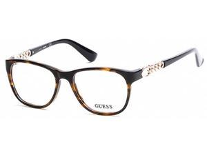 Guess 2559 Eyeglasses in color code 052 in size:52/16/135