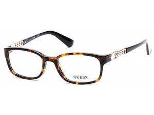 Guess 2558 Eyeglasses in color code 052 in size:51/17/135