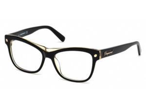 Dsquared 5196 Eyeglasses in color code 003 in size:54/16/140