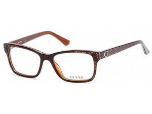 Guess 2553 Eyeglasses in color code 050 in size:53/16/135