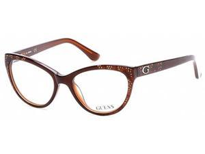 Guess 2554 Eyeglasses in color code 050 in size:52/17/135