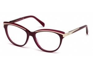 Emilio Pucci 5038 Eyeglasses in color code 068 in size:53/16/135