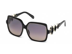 Emilio Pucci 0040 Sunglasses in color code 01B