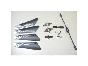 "JXD 340 ""DRIFT KING"" RC HELICOPTER REPLACEMENT PARTS SET"