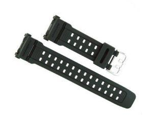 Casio Genuine Replacement Strap for G Shock Watch (Green) Model-G-9000-3VV, G-9000-3V, G-9000-3J, G-9000-3VJ