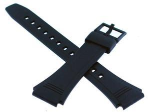 Casio Genuine Replacement Black Resin Band for DB36 Series - OEM