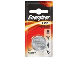 Energizer 2450 Lithium Battery 3V  (1 Battery Per Pack)