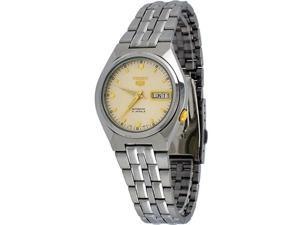 Seiko 5 #SNKL69 Men's Stainless Steel Champagne Dial Self Winding Automatic Watch