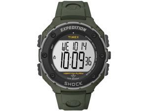 Timex T49951 Men's Expedition INDIGLO® Shock XL Vibrating Alarm Watch