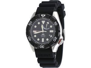 Orient #SEL03004B Men's M-Force Air Diver Power Reserve Automatic Watch
