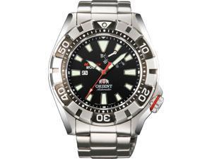 Orient SEL03001B Men's M-Force 2011 Power Reserve 200 M Automatic Dive Watch