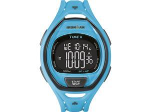 Timex #TW5M01600 Ironman Full Size Sleek 50 Lap Alarm Chronograph Sports Watch