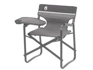 Coleman 2000007752 Aluminum Deck Chair with Table