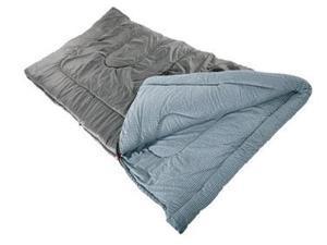 "Coleman Oak Point 81"" x 39"" Rectangle Sleeping Bag Brown/Green 2000004456"