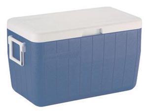 Coleman 48 Quart Blue Personal Cooler 3000000152