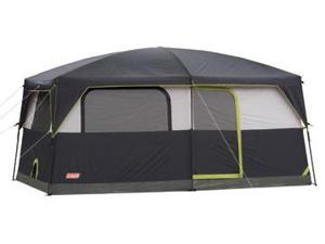 Coleman Signature Tent 14X10 Prairie Breeze Led/Fan 2000008055