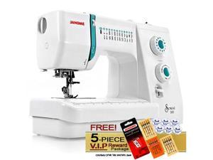 Janome Sewist 500 Sewing Machine w/ FREE! 5-Piece V.I.P Reward Package