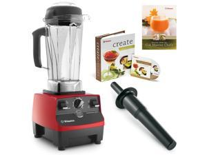 Vitamix 1365 CIA Professional Series Blender Ruby