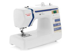 Janome JW7630 Computerized Sewing Machine Built-in 30 Stitches Includes a Hard Cover and DVD!