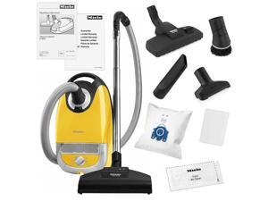 Miele Complete C2 Limited Edition Canister Vacuum Cleaner + SBD285-3 Combination Rug and Floor Tool + STB 205-3 Turbobrush
