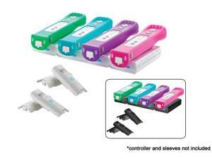 Memorex Quad Controller Charging Kit For Wii With 4 Rechargeable Battery Packs