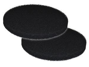 21 Carbon Impregnated Foam Pads for Fluval FX4 / FX5 / FX6 Canister Filter by Zanyzap