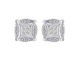 Effy Jewelers DiVersa Diamond Changeable Earrings (0.50 TCW)