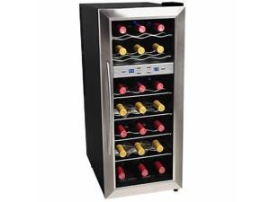 EdgeStar 21-Bottle Dual Zone Wine Cooler