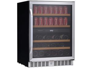 EdgeStar 24 Inch Built-In Wine and Beverage Cooler