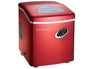 EdgeStar Red Portable Ice Maker