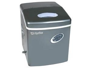 EdgeStar Portable Ice Maker - Titanium