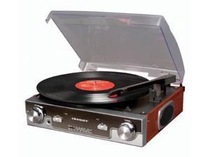Crosley Radio CR6005A-MA Tech Turntable (Mahogany)