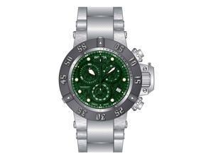 Invicta Men's 20157 Subaqua Quartz Multifunction Green Dial Watch