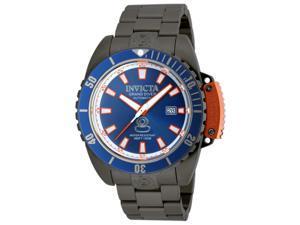 Invicta Men's 19870 Pro Diver Automatic 3 Hand Blue Dial Watch