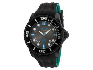Invicta Men's 20207 Pro Diver Automatic 3 Hand Charcoal Dial Watch
