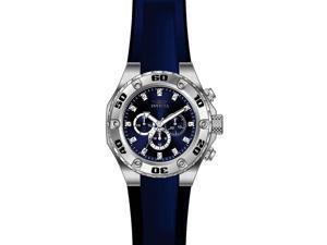 Invicta Men's 21456 Specialty Quartz Multifunction Blue Dial Watch