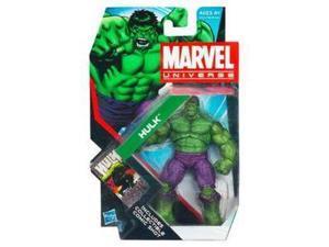 Marvel Universe Series 4 Hulk #007