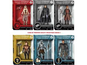Game of Thrones Legacy Collection Series 1 Set of 6
