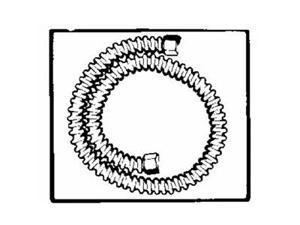 Brass Craft CSSTNN-34N Flexible Gas Connector