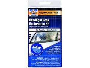 Permatex, Inc. 09135 Headlight Lens Restore Kit
