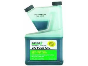 Arnold All Ratio 2-Cycle Motor Oil-16OZ UNIVRSL 2-CYCLE OIL