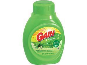 Procter & Gamble 12783 Gain 2X Liquid Laundry Detergent-16 LOAD 2X LIQUID GAIN