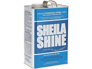 Stainless Steel Cleaner & Polish 1gal Can 4/Carton