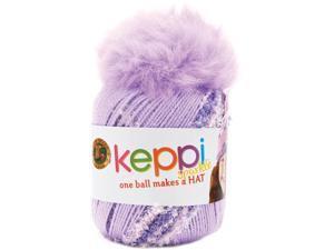 Keppi Yarn-Grape Jelly - Sparkle