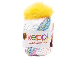 Keppi Yarn-Rainbow Cupcake - Sparkle
